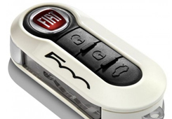 Fiat 500 Key Covers