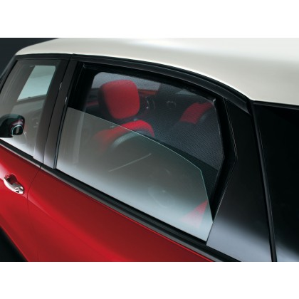 500L Covers Protective Sunshades Kit for Side Rear Windows