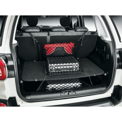 Fiat 500L Luggage Compartment Retaining and Securing Net Set