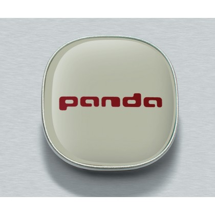 Panda Wheel Replacement Centre Caps Kit in Sand - Set of 4