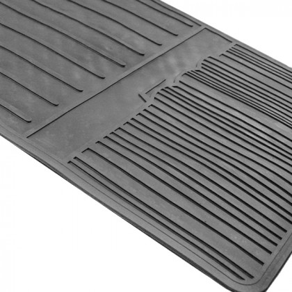 Fiat 500 Rubber Mats - (Set of Four)