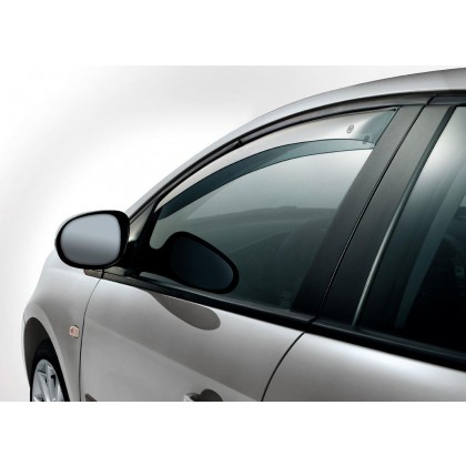 Punto 3 Door | Punto 5 Door Front Noise Reduction/Wind Deflectors