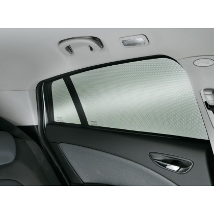 Fiat Grande Punto Fixed Window Sun Shades [3 Door | 5 Door]