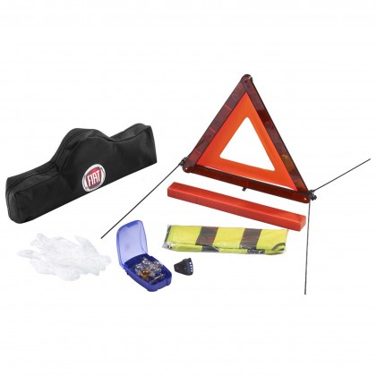 Fiat 500 Road Safety Kit