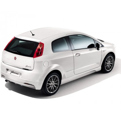 Punto Side Skirts Kit Primed Body Styling High Quality - Pair