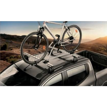 500L 500X Panda Punto Tipo Top/Roof Mounted Aluminum Bike Carrier