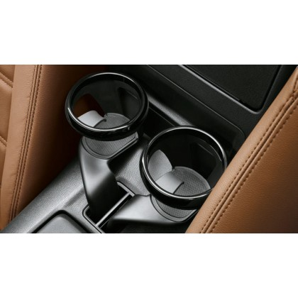 124 Spider Coffee/Tea Cup Holders Rings In Black Gloss