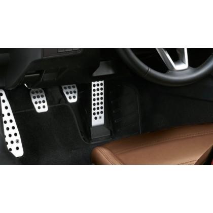 124 Spider Sport Accelerate/Brake/Clutch Pedal-Manual Transmission