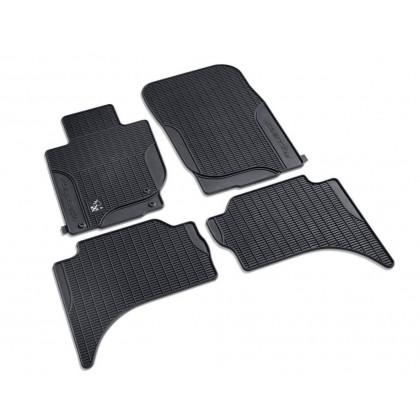 Fullback Slush mats RHD for Double Cab Applicability [Double Cab]