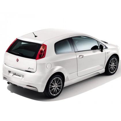 Punto 3 Door | Punto 5 Door Rear/Back Sports Spoiler - Primed