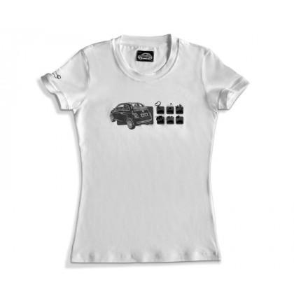 Ladies 500C T-Shirt Official Merchandise Size Medium