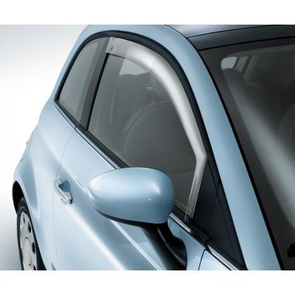 500 | 500C Front Noise Reduction/Wind Deflectors - Set of 2