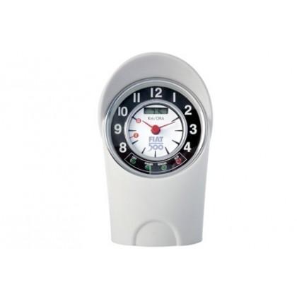 Classic Fiat 500 Retro Speedometer Alarm Desk Clock