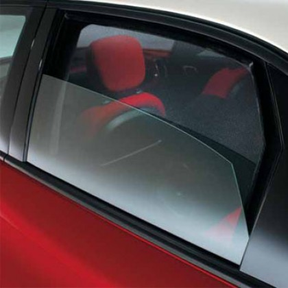 500L Covers Protective Sunshades Tailor Kit for Rear Hatch
