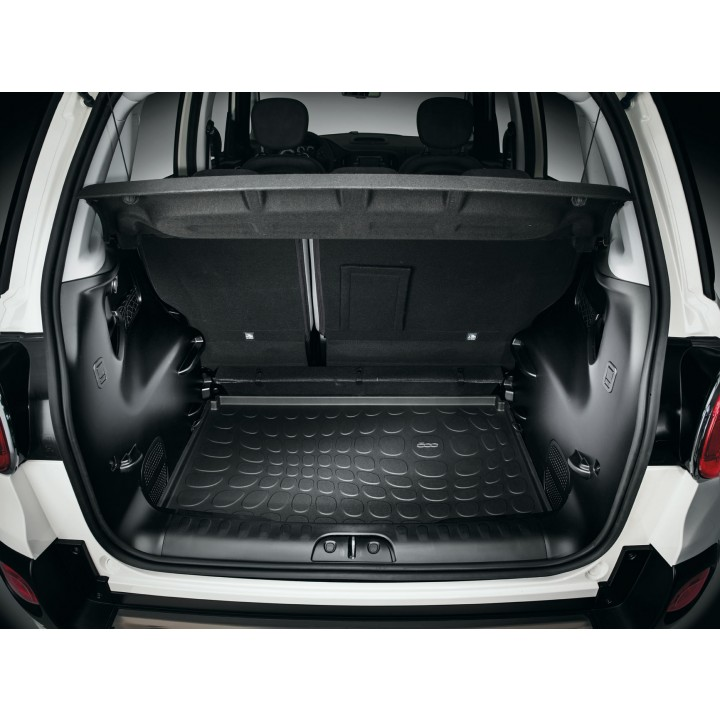 Genuine Fiat 500L Tailored Fitted Moulded Boot Cargo Liner