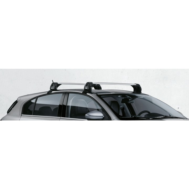 Genuine Fiat Tipo Roof Bars For Luggage Cargo Transport