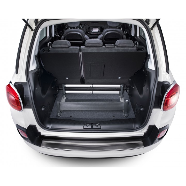 Fiat 500L Luggage Compartment Organiser Kit