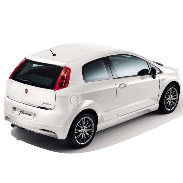 Genuine Fiat Punto 3 Door Punto 5 Door Rear Back Sports