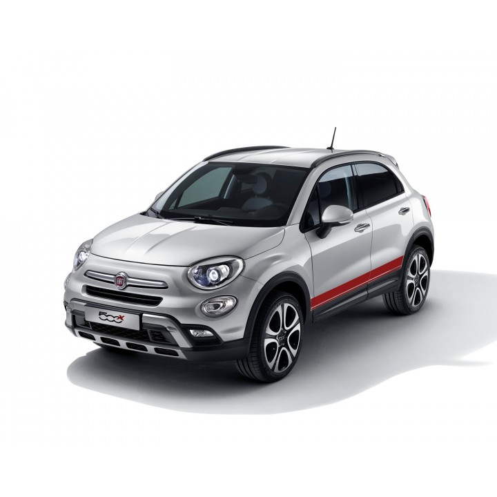 Genuine Fiat 500X Exterior Adhesive Side Decals Stripes