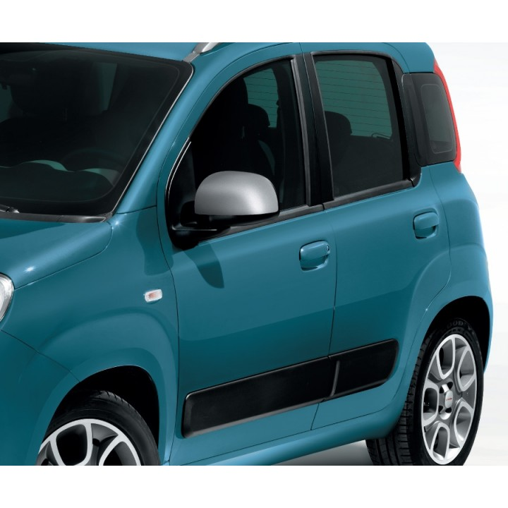 Genuine Fiat Panda Shadow Side Mirror Covers Replacement