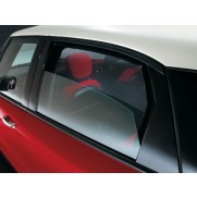 Fiat 500L Rear Window Sun Shades - Set of 2