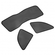 500 Covers Protective Sunshades Kit for Side Rear/Back Windows