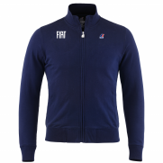 Navy Blue Men's K-Way Fiat Sweatshirt
