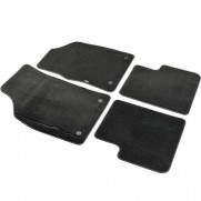 500 Luxury Carpet Tailored Fitted Mats 2012+ Stitched Black Logo