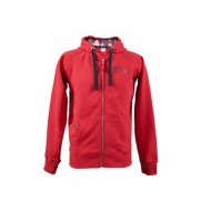 Red Women's 500 Hoodie Burlington Hood S|M|L