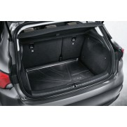 Tipo 5 Doors|Molded Cargo/Load Compartment Storage Tray - Black