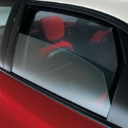 Fiat 500L Rear Side Windows Sunshades - Set of 2