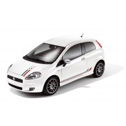 Punto|5 Doors Side Panel Adhesive Decals with Italy Stripes/Lines