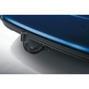 Detachable Trailer Hitch - Hatchback