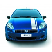 Fiat Grande Punto Stripes [Anthracite | Silver | White]