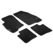 Punto 3 Door | Punto 5 Door - Floor Footwell Tailored Carpet Mats