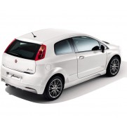 Fiat Grande Punto Body Kit Side Skirts