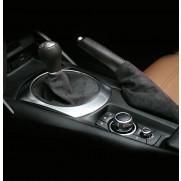 124 Spider Shift Gear Stick Cover for Manual Transmisison - Black