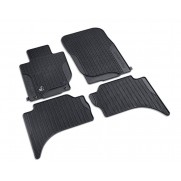 Fullback Slush mats RHD for Double Cab Applicability [Double Cab]