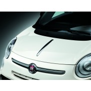 Fiat 500L Chrome Bonnet Line