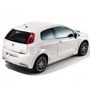 Fiat Grande Punto Body Kit Rear Boot Tailgate Spoiler