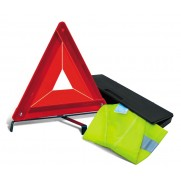 Panda Road Security Warning & Utility Kit for Emergency Assistance