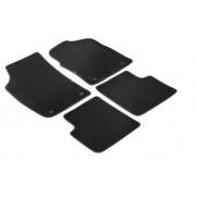 500 | 500C Floor Footwell Carpet Mats with Edging/Logo