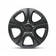 "Fiat 500X Single 18"" Alloy Wheel - Granulate Finished"