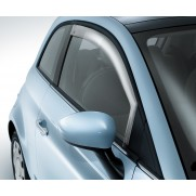 500 | 500C Front Noise Reduction/Wind Deflectors - Set of 2