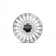 "500 | 500C 16"" Alloy Wheel Kit In Matt White Diamond Cut - Set of 4"