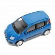 Fiat Collectors 1/43 Scale Fiat Panda 2012+ Model Car BLUE 50907475
