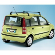 Fiat Panda Roof Bars for without Longitudinal Bars