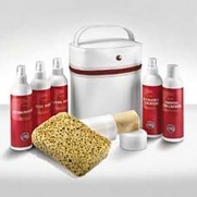 Car Care/Wash/Cleaning/Polishing Kit with Sponge and Towel