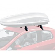 Punto 3 Door Travel Extra Load Basket Cross Roof Bars for Box