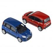 Fiat Collectors 1/43 Scale Fiat Panda 2012+ Model Car [RED | BLUE]